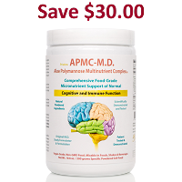 APMC – M.D.® 300 grams - Powder <br> Auto-Ship: Price per bottle: $109.00